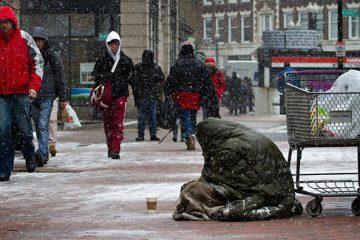 Pomoć u najhladnijim zimskim danima 2014.