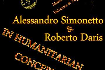 ALESSANDRO SIMONETTO & ROBERTO DARIS IN CONCERT