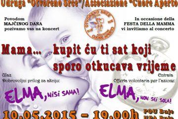 Koncert povodom Majčinog dana 2015.