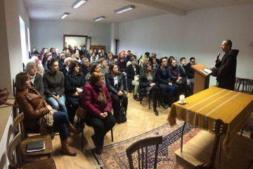 Regionalni susret sudionika e-duhovnih vježbi u Pazinu