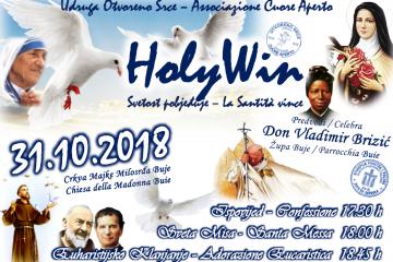 HolyWin - Svetost pobjeđuje 2018.