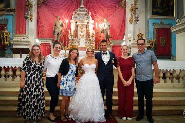Vjenčanje Jane & Maria 17.08.2019.