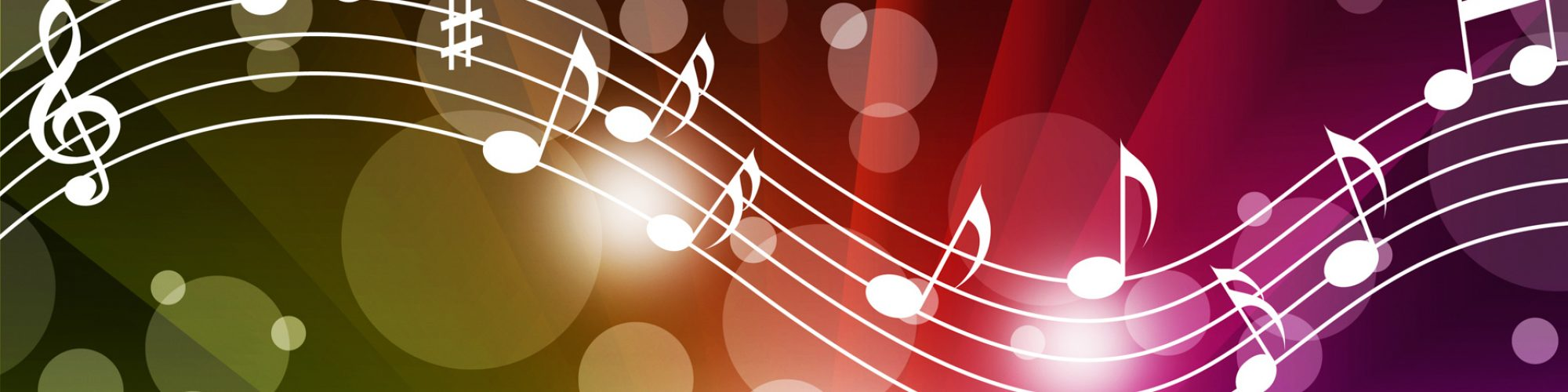 Music Background Meaning Singing Instruments And Notes